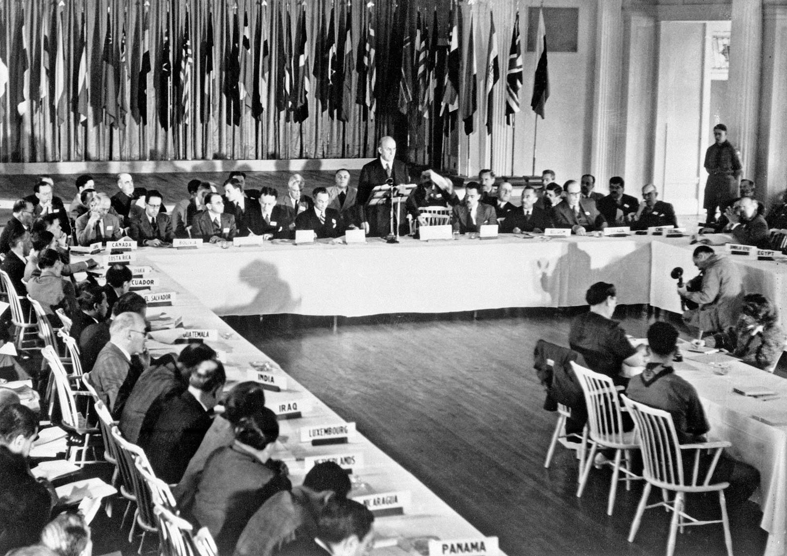 Bretton Woods Conference, July 1944