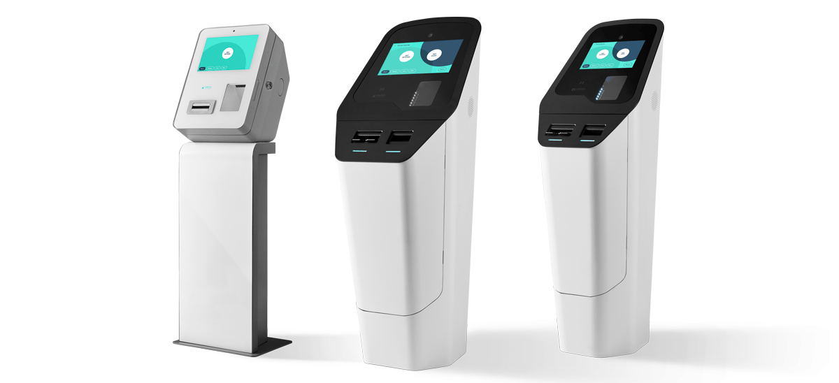 Different types of Lamassu Bitcoin ATMs